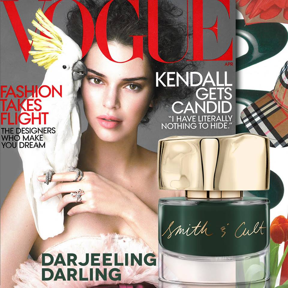 Лаки Smith and Cult Выбор Vogue